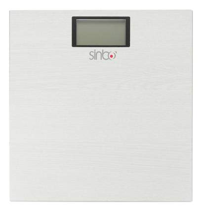 Весы напольные SINBO SBS 4423 бежевый