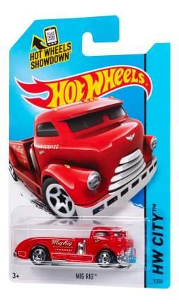 Грузовик Hot Wheels The Simpsons Family Car 5785 CFH33