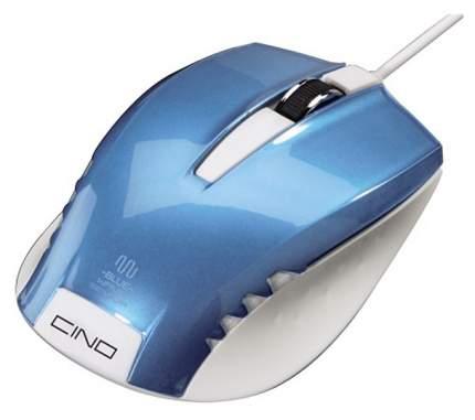 Проводная мышка Hama H-53867 White/Cyan (H-53867)