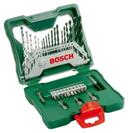 Набор бит и сверел Bosch X-Line-33 55200054