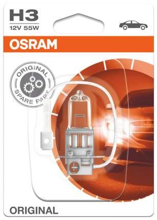 Лампа галогенная автомобильная OSRAM Н3 55W (64151.01B)