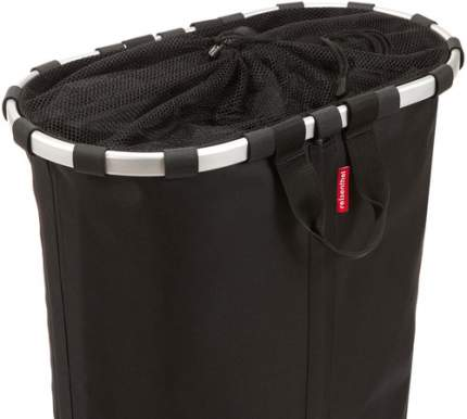 Корзина для хранения Reisenthel Ovalbasket L, black NG7003