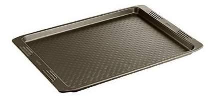 Противень для запекания Tefal Easy Grip J1627014, углеродистая сталь коричневый 17,5x24 см