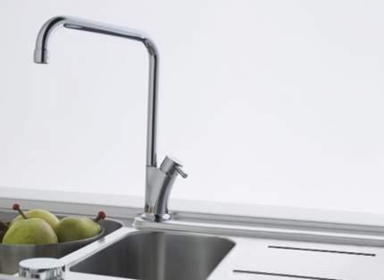 Смеситель для кухонной мойки Franke Galileo 115.0196.552 хром