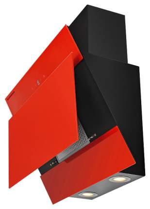 Вытяжка наклонная MAUNFELD Tower Lux 60 Red/Black