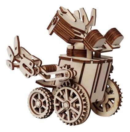 """Конструктор деревянный Lemmo Робот """"M.A.X."""""""
