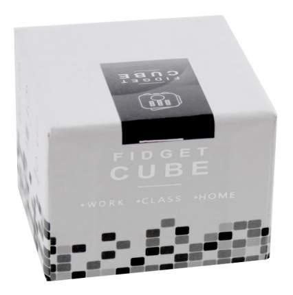 Игрушка-антистресс FIDGET CUBE Grey Black