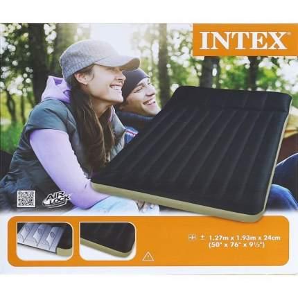 Надувной матрас INTEX Кемпинг