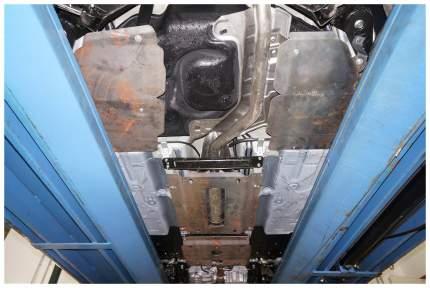 Защита картера, Защита КПП АВС-Дизайн для Honda (09.22ABC)