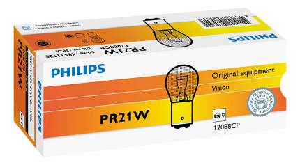 Лампа PHILIPS Vision 21W bAW15d 12088CP