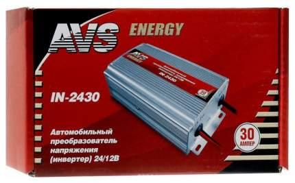 Автомобильный преобразователь напряжения AVS 12В-220В 360Вт 4960652824057