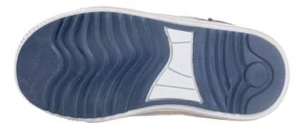 Ботинки Котофей сине-коричневые р.26