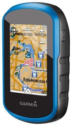 Туристический навигатор Garmin eTrex Touch 25 голубой