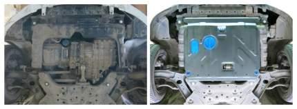 Защита картера и кпп RIVAL для Hyundai, KIA (333.2343.1)