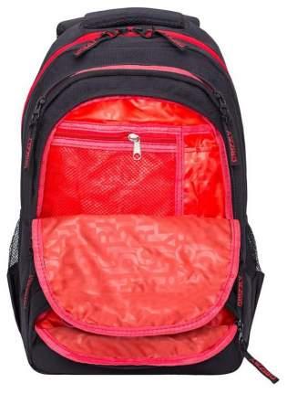 Рюкзак городской Grizzly RU-806-1/1 Черный - красный