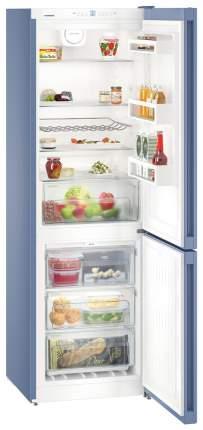 Холодильник LIEBHERR CNFB 4313-19 Blue