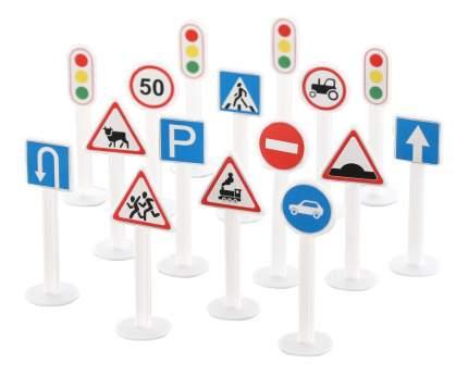 Набор дорожных знаков Полесье №1