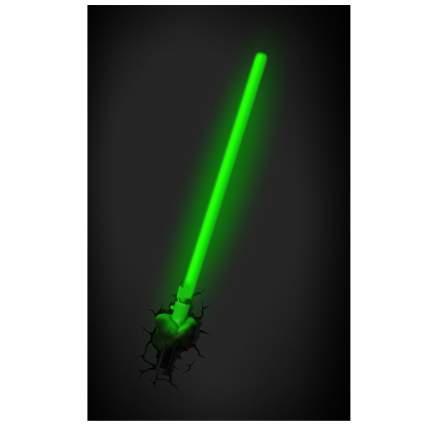 Светильник 3DLightFX Star Wars Меч Йоды 50029