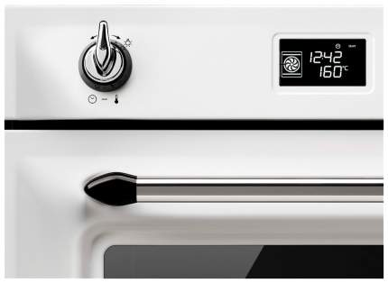 Встраиваемый электрический духовой шкаф Smeg SFP6925BPZE1 White