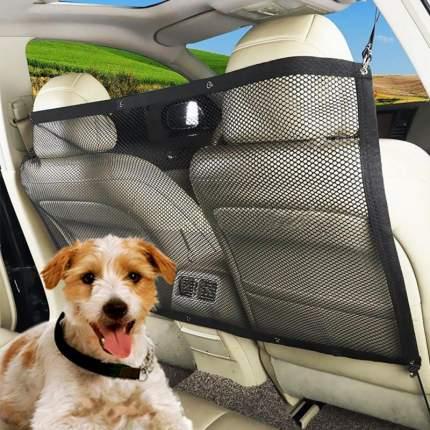 Сетка для перевозки животных в автомобиля AvtoPoryadok S17309Bl