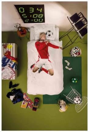 Комплект детского постельного белья Snurk Футболист