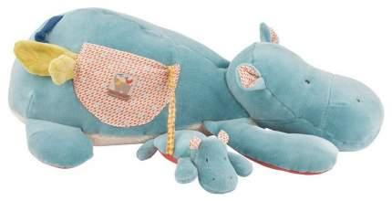 Мягкая игрушка Moulin Roty Бегемот 658064