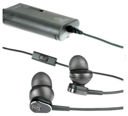 Наушники Audio-Technica ATH-ANC33iS Black