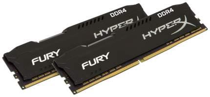 Оперативная память Kingston HyperX FURY HX432C18FBK2/32