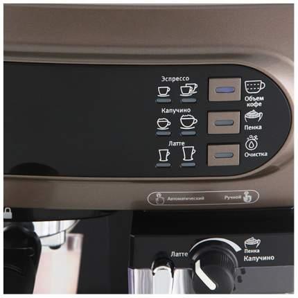 Рожковая кофеварка Vitek VT-1514 BN Brown