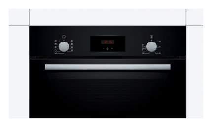 Встраиваемый электрический духовой шкаф Bosch HBF114BB0R Black