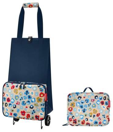 Дорожная сумка Reisenthel Foldable Trolley Millefleurs 29 x 27 x 66