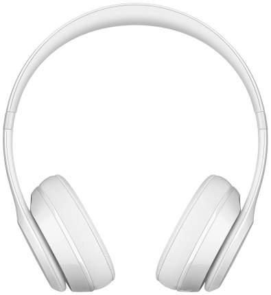 Беспроводные наушники Beats Solo3 Wireless On-Ear Headphones Gloss White