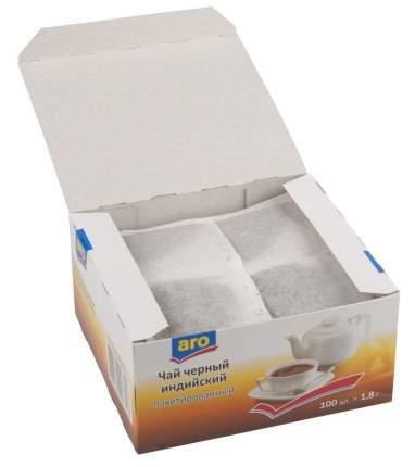 Чай черный Аro индийский 100 пакетиков