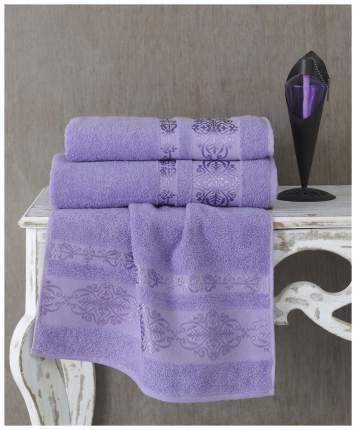 Полотенце универсальное KARNA rebeka фиолетовый
