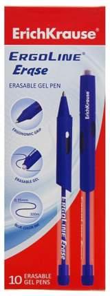 Ручка гелевая сo стираемыми чернилами ErichKrause ErgoLine Erase 41545EK
