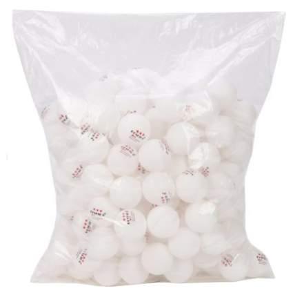 Мячи для настольного тенниса Shantou Gepai 63643 белые, 150 шт.