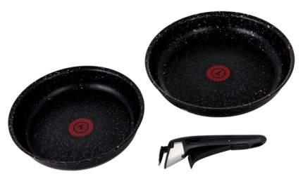 Набор посуды Tefal Ingenio Authentic L6719072 Черный