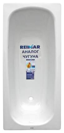 Стальная ванна ВИЗ Reimar 160х70 без гидромассажа
