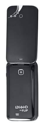 Мобильный телефон Lexand A2 Flip Black