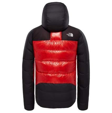 Спортивная куртка мужская The North Face L6 AW Down Belay Parka, black/fiery, L