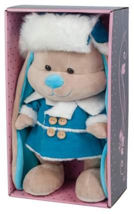 Мягкая игрушка Jack&Lin Зайчик в дубленке и шапке 25 см JL-030-25-KCO