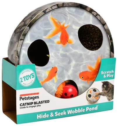Игрушка для кошек Petstages Трек Hide & Seek Воблер 67744