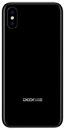 Смартфон Doogee X55 16GB Black