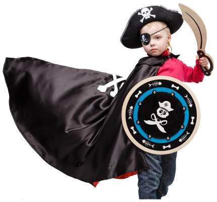 Щит Woody Щит пирата