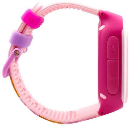 Детские смарт-часы Кнопка Жизни Aimoto Disney Рапунцель White/Multicolor