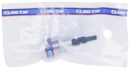 Торцевая головка с вставкой битой KING TONY 302504