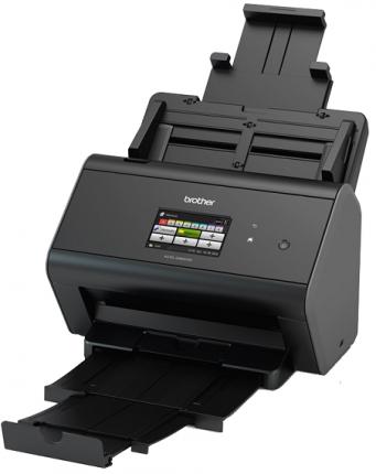 Настольный сканер ADS-2800W беспроводной, сетевой