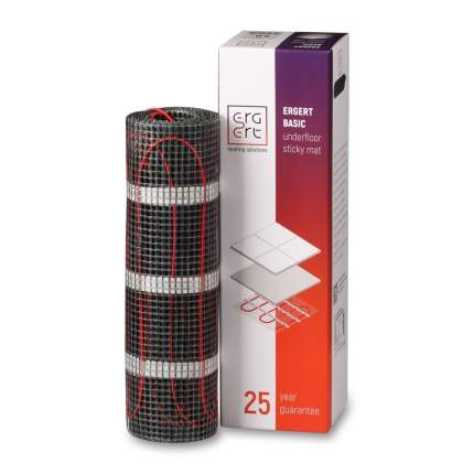 Нагревательный мат Ergert BASIC-150  375 Вт, 2,5 кв.м.