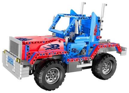 """Конструктор 2 в 1 """"Радиоуправляемый грузовик"""" (на аккум.), 531 деталь Double Eagle"""