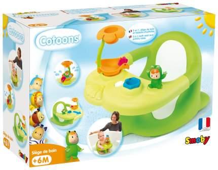 Стульчик-сидение для ванной (цвет: зеленый)